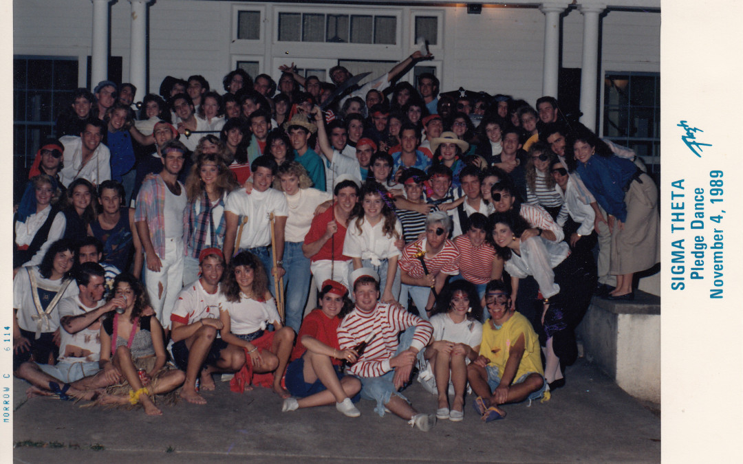 Pledge Dance 1989