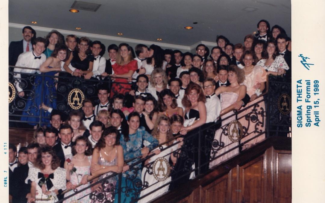 Spring Formal 1989