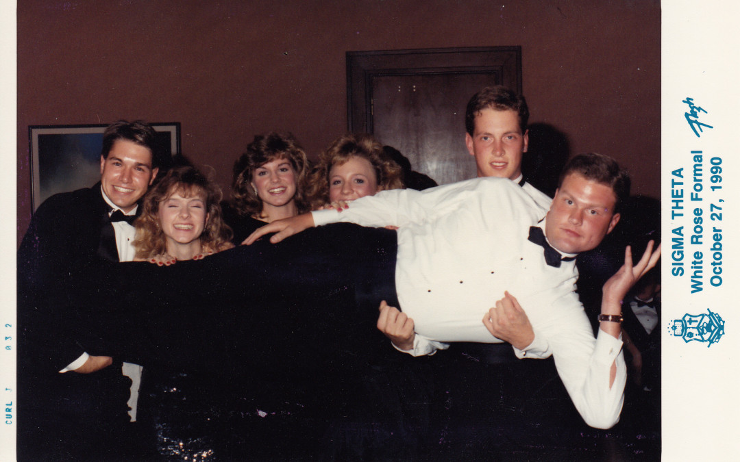 White Rose Formal 1990